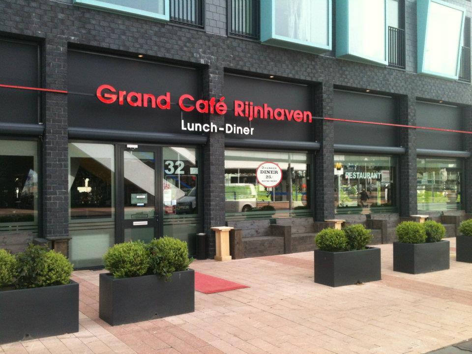 Grand Cafe Rijnhaven